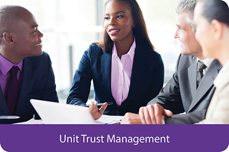 thesis unit trust managers